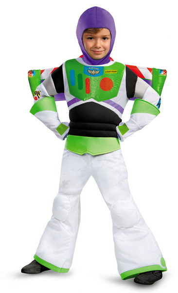 Buzz Lightyear Costumes