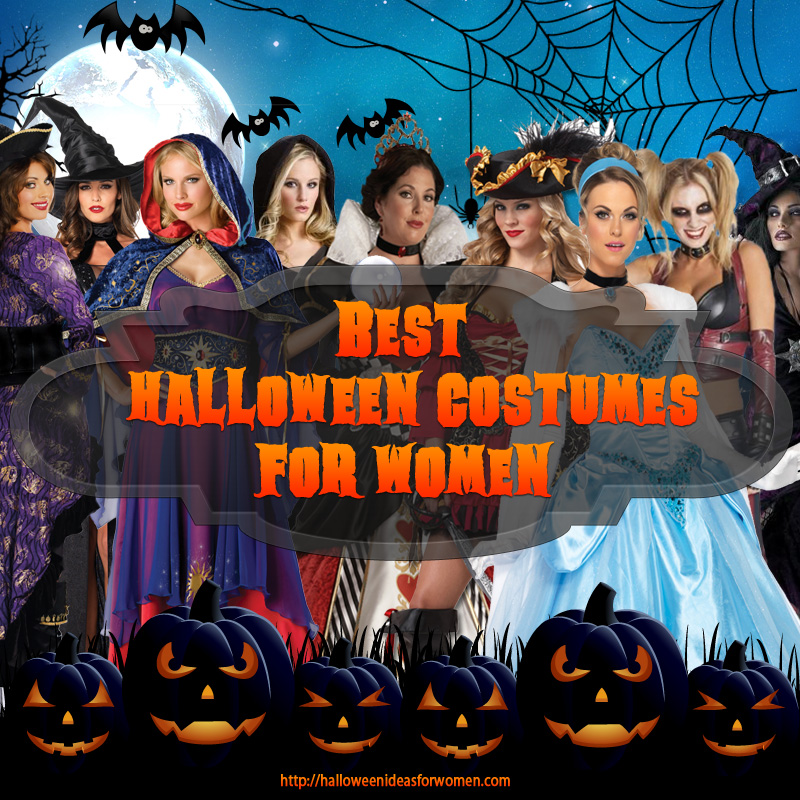 Halloween Costumes Women