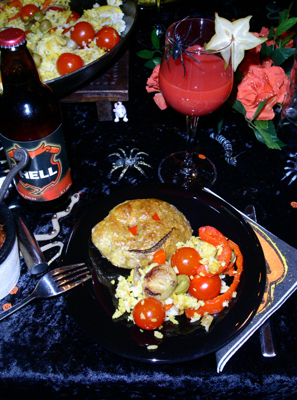 Halloween-dinner-