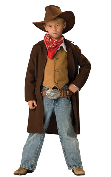 Halloween costumes kids want absolutely the best costume ideas kids cowboy costume solutioingenieria Image collections