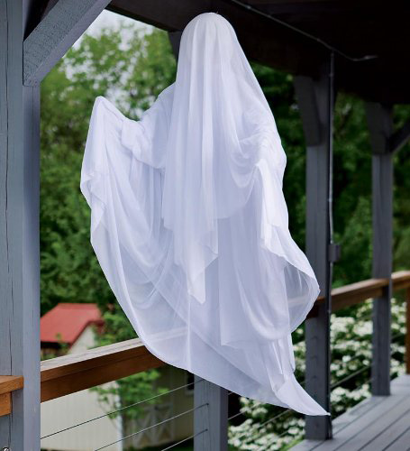 halloween-decorating-ideas-spinning-ghost-battery-operated