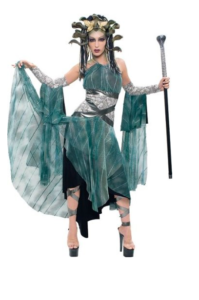 Homemade Medusa Costume Ideas