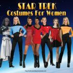 Star Trek For Women Costumes