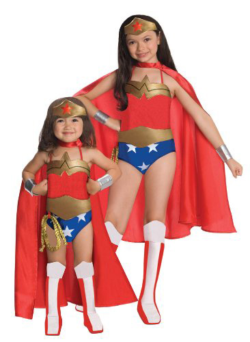 Wonder Woman Costumes for Kids