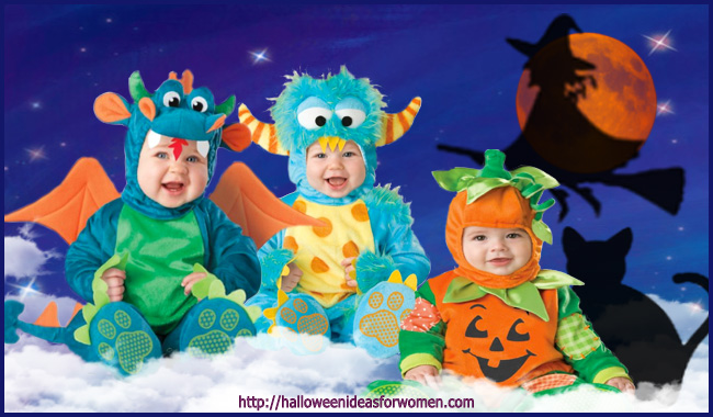 Lil Characters costumes
