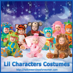 Lil Characters Costumes Absolutely Adorable Baby Costumes