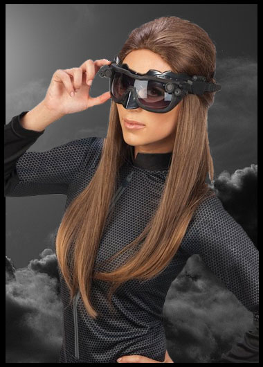 901ee1975b Batman the Dark Knight Rises Deluxe Catwoman Goggles Mask