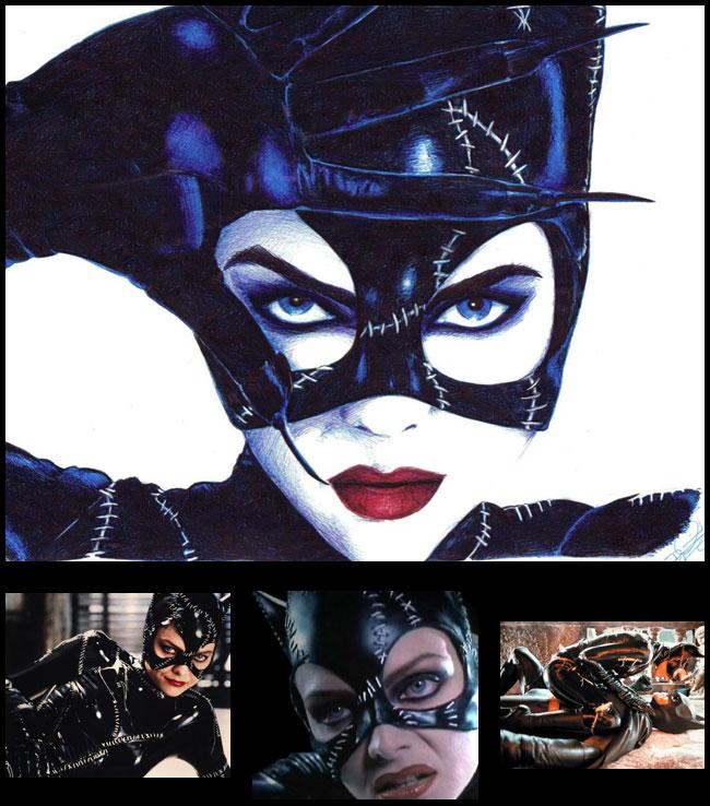 Michelle Pfiffer Catwoman Costume
