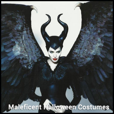 Maleficent Halloween Costumes Dress Up As Maleficent The