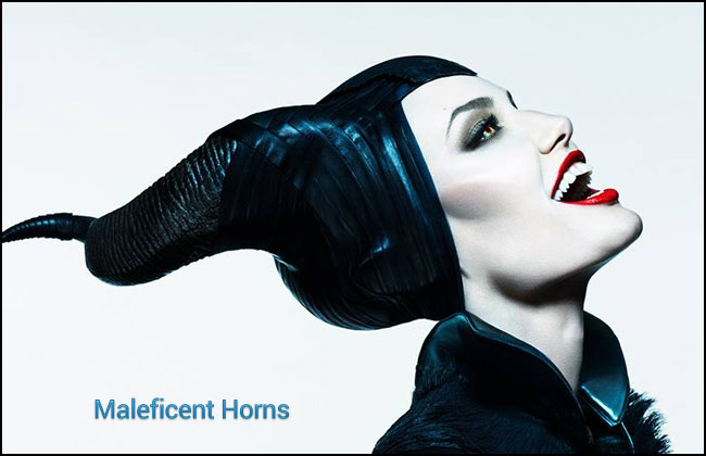How to Make Maleficent Horns that look REAL! Horns Movie Poster
