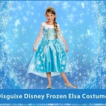 Disney Frozen Elsa Costume by Disguise Review