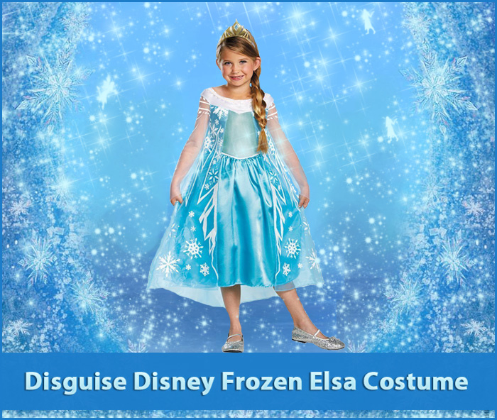 Disguise Disney Frozen Elsa Costume