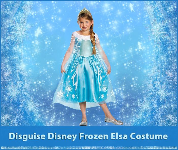 Disney Frozen Elsa Costume by Disguise Review  sc 1 st  Halloween Ideas For Women & Disguise Disney Frozen Elsa Costume Review