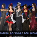 Vampire Costumes For Women – Luscious Vampire Costume Ideas
