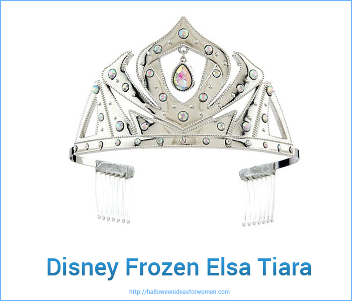 Authentic Disney Frozen Elsa Tiara
