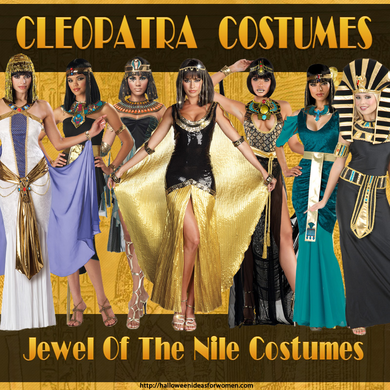 Cleopatra Costume Stunning Jewel Of The Nile Costumes