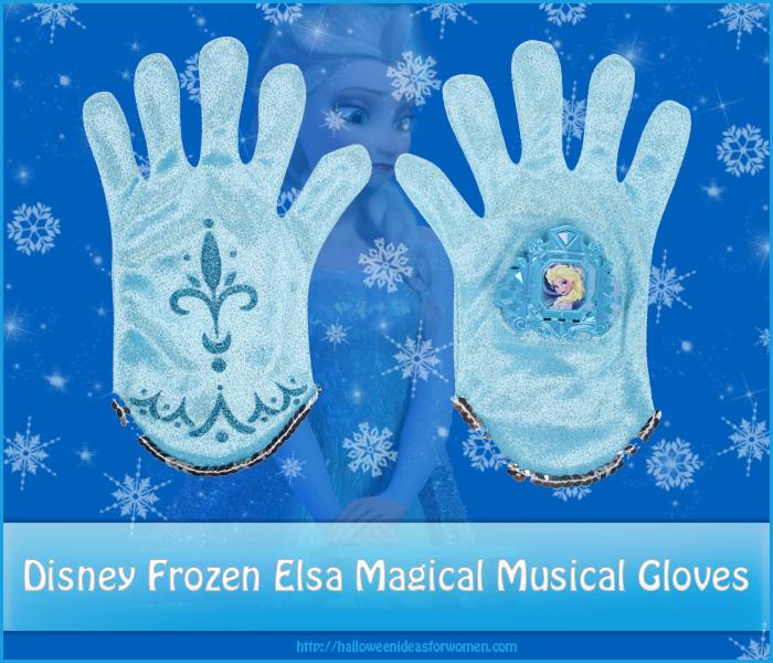 Disney FrozenElsa Magical Musical Gloves