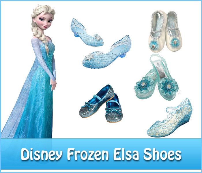 4e3d4f6ac1df Disney Frozen Elsa Shoes For Girls To Get That Awesome Elsa Look!