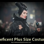 Maleficent Plus Size Costume With Just The Right Accessories