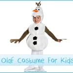 Olaf Costume For Kids – Super Cute for Loads Of Warm Hugs!