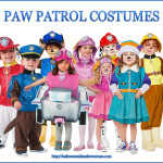 Paw Patrol Costumes That Kids Simply Adore!