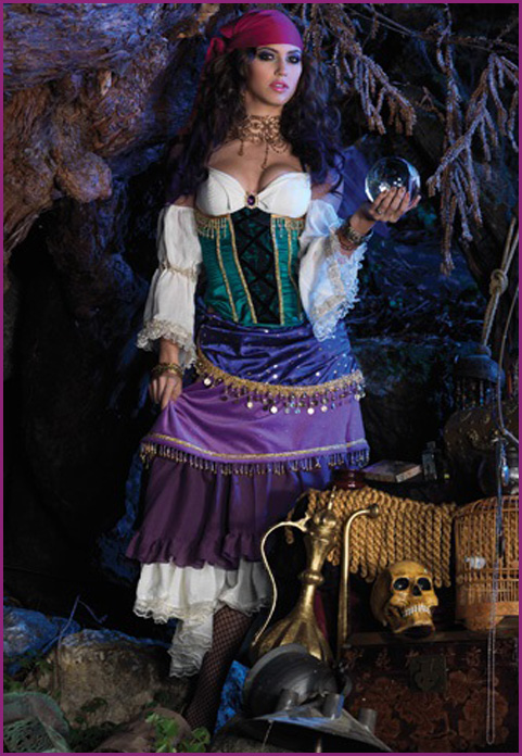 Gypsy Costumes For Women – Simply Gorgeous