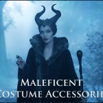 Maleficent Costume Accessories Perfect Finishing Touch