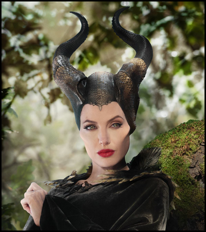 Maleficent Costume Accessories - Maleficent Horns