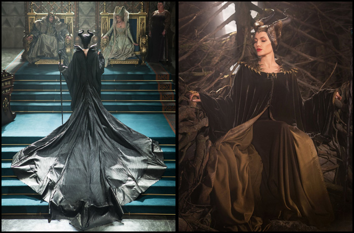 Maleficent Robe Ideas