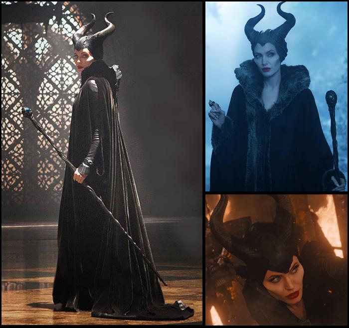 Maleficent Costume Accessories - Maleficent Staff