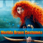 Merida Brave Costume  No Ordinary Princess!