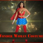 Wonder Woman Costume For Women and Accessories