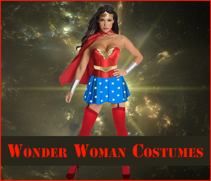 wonder woman costume for women