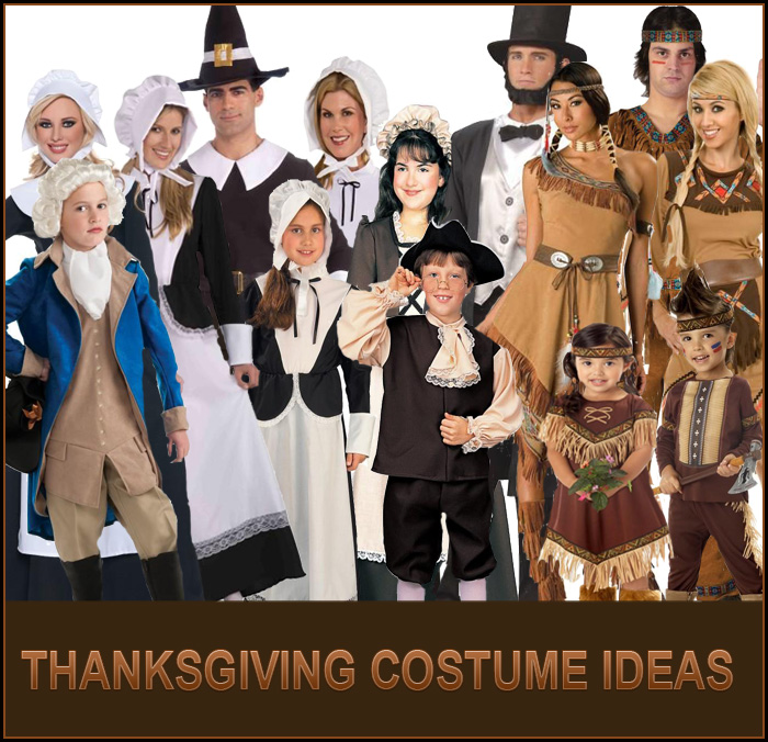 Thanksgiving Costume Ideas