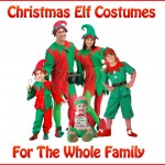 Christmas Elf Costume For The Whole Family!