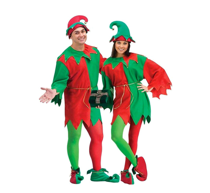 Find the best christmas elf costume for your christmas holidays