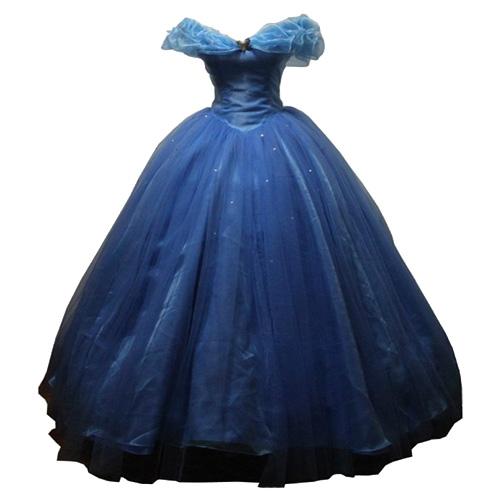 Cinderella 2015 costume cosplay