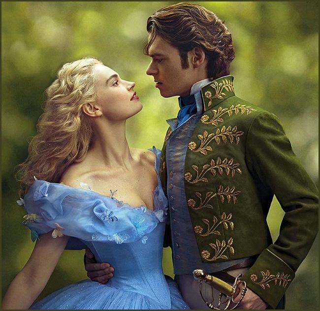 Cinderella 2015 Prince Charming