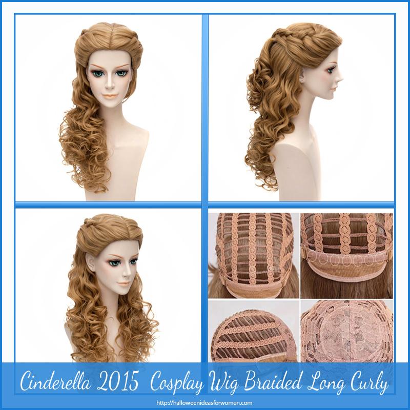 Cinderella Wigs
