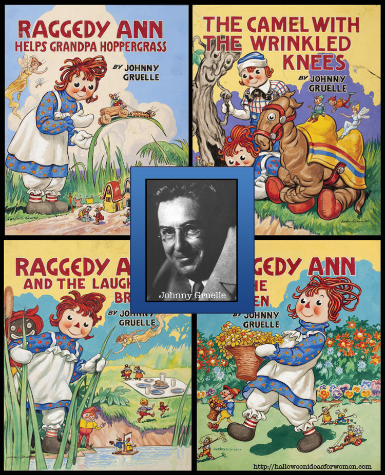 The Story Behind Raggedy Ann