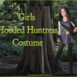 Girls Hooded Huntress Costume To Fit Your Teens Unique Personality