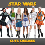 Cutest Star Wars Dress  for Girls and Women