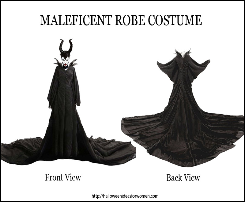 Maleficent robe costume