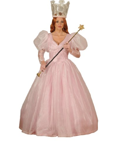 Deluxe Glinda The Good Witch Costume ...  sc 1 st  Halloween Ideas For Women & Glinda Good Witch Costume - Enchanting Georgeous Costumes