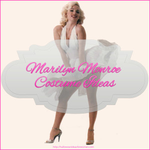 Marilyn Monroe Costume Ideas For All Shapes and Sizes