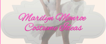 Marily Monroe Costume Ideas