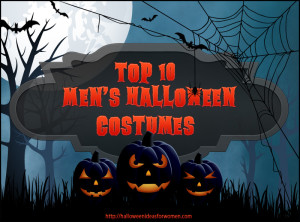 Top 10 Mens Halloween Costumes For 2015 & 2016!
