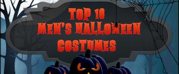 Top 10 Mens Halloween Costumes
