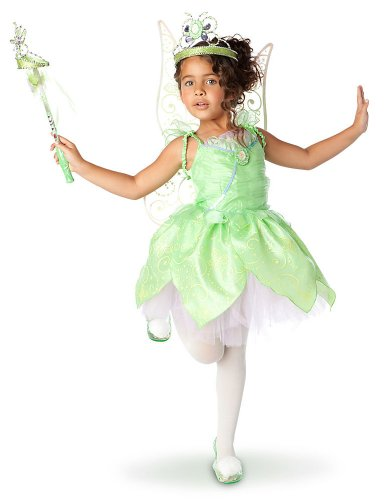 Tinkerbell Costumes For Girls Make Her Dreams Come True
