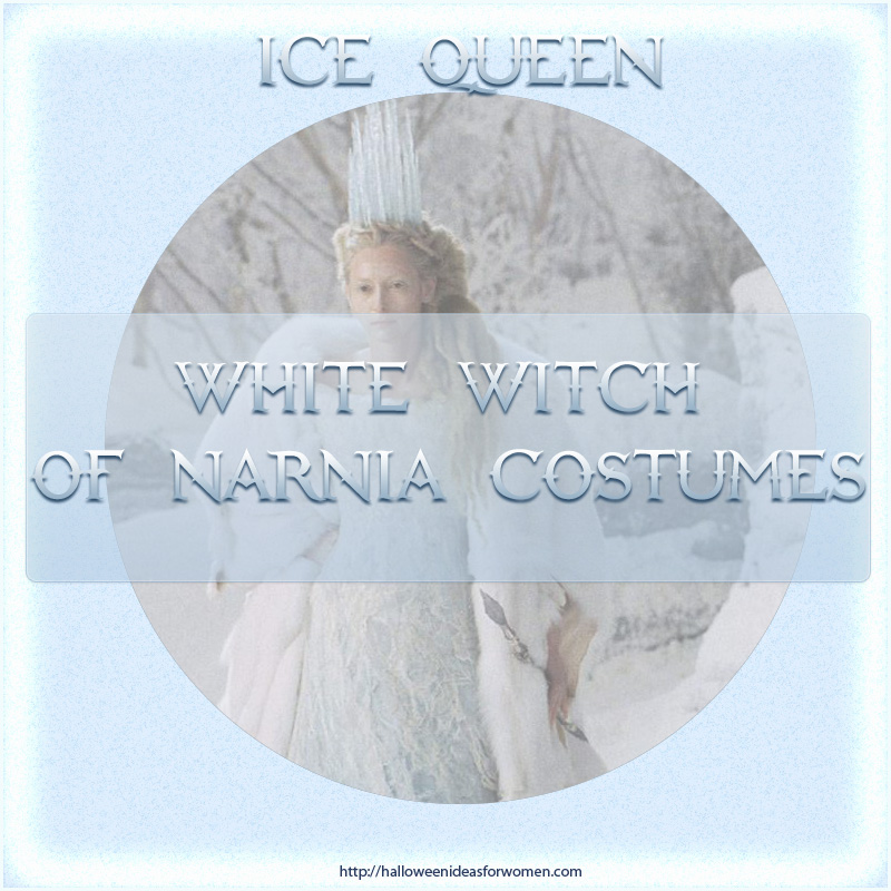 Ice Queen Narnia Costume